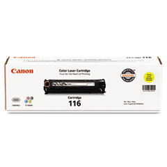 CNM1977B001 - Canon 1977B001 (116) Toner, 1,500 Page-Yield, Yellow