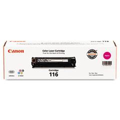 CNM1978B001 - Canon 1978B001 (116) Toner, 1,500 Page-Yield, Magenta