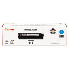 CNM1979B001 - Canon 1979B001 (116) Toner, 1,500 Page-Yield, Cyan