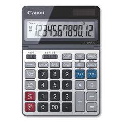 CNM2468C001 - Canon® TS-1200TSC Desktop Calculator, 1/EA