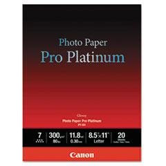 CNM2768B022 - Canon® Photo Paper Pro Platinum