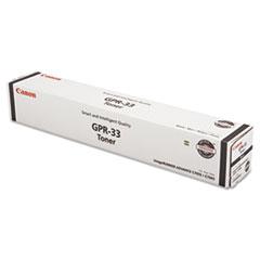 CNM2792B003AA - Canon 2792B003AA (GPR-33) Toner, 80,000 Page-Yield, Black