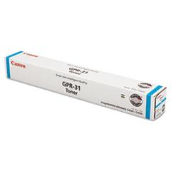 CNM2794B003AA - Canon 2794B003AA (GPR-31) Toner, 27,000 Page-Yield, Cyan