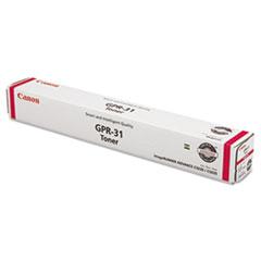 CNM2798B003AA - Canon 2798B003AA (GPR-31) Toner, 27,000 Page-Yield, Magenta