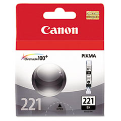 CNM2946B001 - Canon 2946B001 (CLI-221) Ink, Black