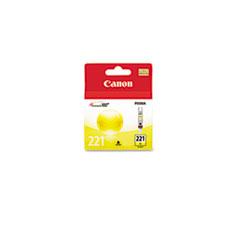 CNM2949B001 - Canon 2949B001 (CLI-221) Ink, Yellow