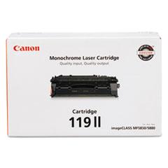 CNM3480B001 - Canon 3480B001 (CRG-119 II) Toner, 6400 Page-Yield, Black