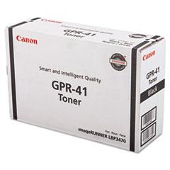 CNM3480B005AA - Canon 3480B005AA (GPR-41) Toner, 6,400 Page-Yield, Black