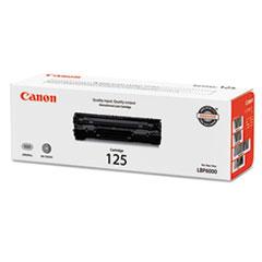 CNM3484B001 - Canon 3484B001 (CRG-125) Toner, 1600 Page-Yield, Black