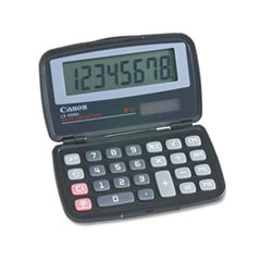 CNM4009A006AA - Canon® LS555H Handheld Foldable Pocket Calculator