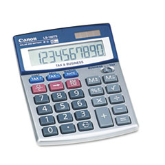 CNM5936A028AA - Canon® LS100TS Portable Desktop Business Calculator