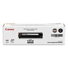 CNM6273B001 - Canon 6273B001 (CRG-131) High-Yield Toner, 2400 Page-Yield, Black