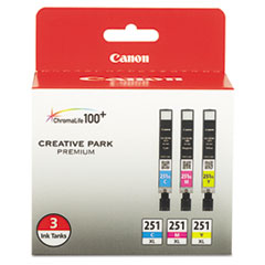 CNM6449B009 - Canon® 6448B001-6516B001 Ink