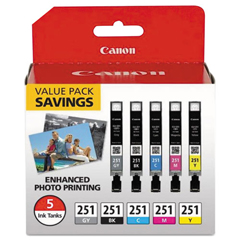 CNM6513B011 - Canon® 6513B011 Ink