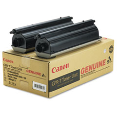 CNM6748A003AA - Canon 6748A003AA (GPR-7) Toner, 36600 Page-Yield, 2/Pack, Black