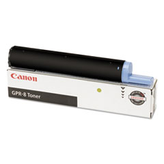CNM6836A003AA - Canon 6836A003AA (GPR-8) Toner, 7850 Page-Yield, Black