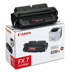 CNM7621A001AA - Canon FX7 (FX-7) Toner, 4500 Page-Yield, Black