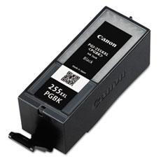 CNM8050B001 - Canon 8050B001 (PG-255XXL) ChromaLife 100+ High-Yield Ink, 300 Page-Yield, Black