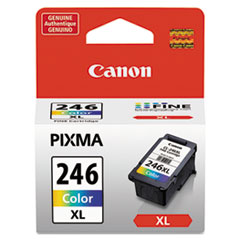 CNM8280B001 - Canon 8280B001 Ink, 300 Page-Yield, Tri-Color