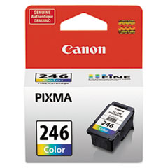 CNM8281B001 - Canon 8281B001 Ink, 180 Page-Yield, Tri-Color