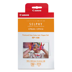 CNM8568B001 - Canon® 8568B001 Ink Paper Pack