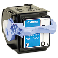 CNM9644A008AA - Canon 9644A008AA (GPR-27) Toner, 6000 Page-Yield, Cyan