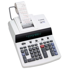 CNM9932B001 - Canon® CP1200DII 12-Digit Commercial Desktop Printing Calculator