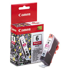 CNMBCI6M - Canon BCI6M (BCI-6) Ink, 370 Page-Yield, Magenta