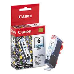 CNMBCI6PC - Canon BCI6PC (BCI-6) Ink, 370 Page-Yield, Photo Cyan