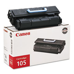 CNMCART105 - Canon CART105 Toner, 10000 Page-Yield, Black