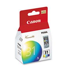 CNMCL31 - Canon CL31 Ink, Tri-Color