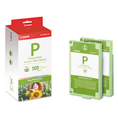 CNMEP100 - Canon EP100 Easy Photo Ink/Paper Set, 100 4 x 6 Sheets, 100 Page Yield