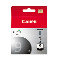 CNMPGI9PBK - Canon PGI9PBK (PGI-9) Lucia Ink Tank, Photo Black
