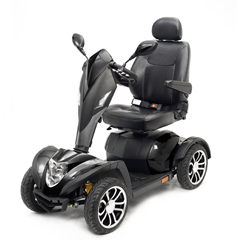 COBRAGT420CS - Drive MedicalCobra GT4 Heavy Duty Power Mobility Scooter