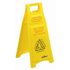 CON119 - ContinentalCaution Wet Floor Signs
