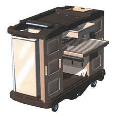 CON1585BEBN - Continental - Deluxe Lodging Cart (Program # 946)