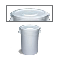 CON4445WH - ContinentalHuskee™ Lids