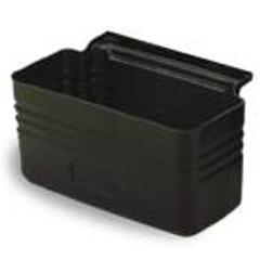 CON5811BK - ContinentalBussing Cart Silverware Bins