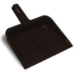 CON712 - ContinentalIndustrial Plastic Dust Pans - 12 per Case