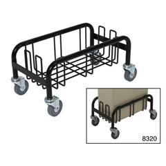 CON8320 - Continental - Wall Hugger™ Steel Dollies