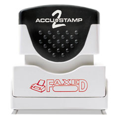 COS035583 - Accustamp2 Pre-Inked Shutter Stamp with Microban®