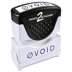 COS035584 - Accustamp2 Pre-Inked Shutter Stamp with Microban®