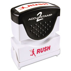 COS035590 - ACCUSTAMP2® Pre-Inked Shutter Stamp with Microban®