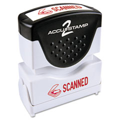 COS035605 - Accustamp2 Pre-Inked Shutter Stamp with Microban®