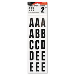 COS098131 - COSCO® Letters, Numbers & Symbols