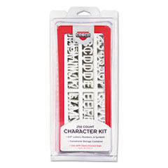 COS098233 - COSCO® Character Kit