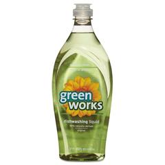 COX30168 - Clorox® Green Works™ Natural Dishwashing Liquid