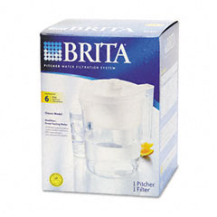 COX35548 - Brita® Classic Pour-Through Pitcher