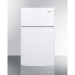 SMACP351WADA - Summit Appliance - ADA Compliant Energy Star Listed Two-Door Refrigerator-Freezer with Cycle Defrost and Zero Degree Freezer