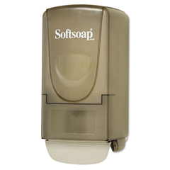 CPC01946 - Softsoap® Plastic Liquid Soap Dispenser, 800mL, 5 1/4w x 3 7/8d x 10h, Smoke